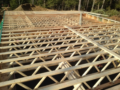 Truss joists
